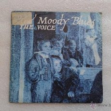 THE MOODY BLUES - THE VOICE SINGLE 1981 EDICION ESPAÑOLA