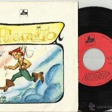 Discos de vinilo: PULGARCITO CUENTO SINGLE CON LA VOZ DE MARI CARMEN GOÑI.1971 /2. Lote 50415871
