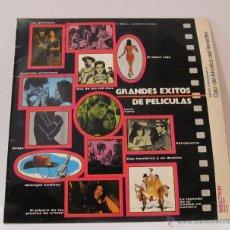 Discos de vinilo: GRANDES EXITOS DE PELICULAS BELTER 1971. Lote 50427757
