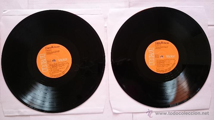 Discos de vinilo: SAM COOKE - THE MAN AND HIS MUSIC (DOBLE LP RECOPILATORIO 1986) - Foto 3 - 194365753