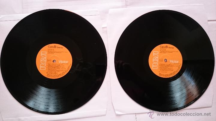 Discos de vinilo: SAM COOKE - THE MAN AND HIS MUSIC (DOBLE LP RECOPILATORIO 1986) - Foto 4 - 194365753