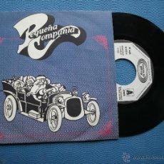 Discos de vinilo: PEQUEÑA COMPAÑÍA JINGLE BELLS/NOCHE DE PAZ+2 EP SPAIN 1981 PDELUXE. Lote 50435873
