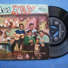 Discos de vinilo: LOS XEY CIELITO LINDO + 3 EP SPAIN 1959 PDELUXE. Lote 50436302