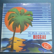 Discos de vinilo: PEDIDO MINIMO 6€ SUPER IDOLOS DEL REGGAE - 1980 -BOB MARLEY JIMMY CLIFF JOHNNY NASH EDDY GRANT. Lote 50439229