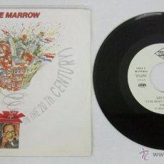 Discos de vinilo: LEE MARROW - TO GO CRAZY ( 2 VERSIONES ) - SINGLE - MAX 1991 SPAIN PROMO - N MINT. Lote 50441282