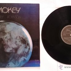 Discos de vinilo: SMOKEY ROBINSON (THE MIRACLES) - SMOKEY (1973) (REEDICION 1986). Lote 50447598