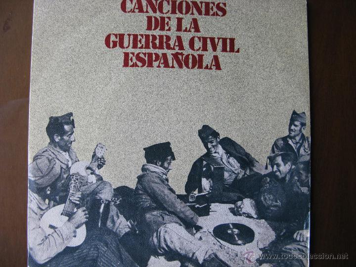 CANCIONES DE LA GUERRA CIVIL ESPAÑOLA. 7INCH. EP. DISCO OBSEQUIO. DIAL DISCOS 1978. (Música - Discos - Singles Vinilo - Otros estilos)