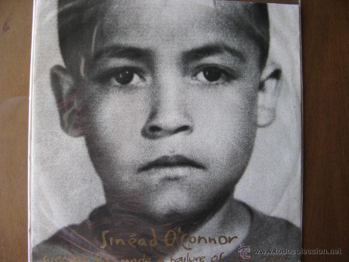 SINEAD O'CONNOR. 7INCH. SUCCESS HAS MADE A FAILURE OF OUR HOME. U.K. ENSING. 1992 (Música - Discos - Singles Vinilo - Cantautores Internacionales)
