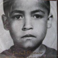 Discos de vinilo: SINEAD O'CONNOR. 7INCH. SUCCESS HAS MADE A FAILURE OF OUR HOME. U.K. ENSING. 1992. Lote 50451664