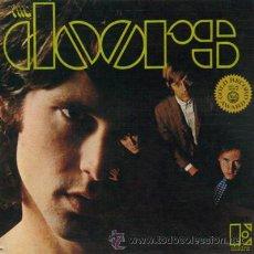 Discos de vinilo: THE DOORS LP THE DOORS NUEVO A ESTRENAR. Lote 50453327