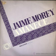 Discos de vinilo: JAIME MOREY SINGLE SELLO BELTER AÑO 1972 EDITADO EN ESPAÑA, FESTIVAL DE EUROVISION. (PROMOCIONAL). Lote 50454028