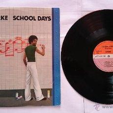 Discos de vinilo: STANLEY CLARKE - SCHOOL DAYS (1ª EDICION 1976). Lote 50458302