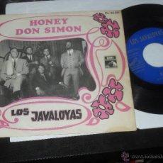 Discos de vinilo: HONEY DON SIMON. EP. LOS JAVALOYAS MADE IN SPAIN. 1968. Lote 50460204