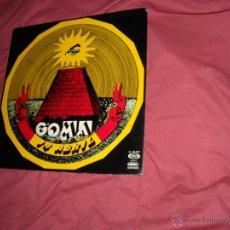 Discos de vinilo: GOMA 14 ABRIL LP SPAIN 1975 ROCK PROGRESIVO -CARPETA DOBLE ORIGINAL 1975. Lote 50463527