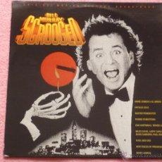 Discos de vinilo: SCROOGED,B.S.O.EDICION ESPAÑOLA DEL 88. Lote 254803470