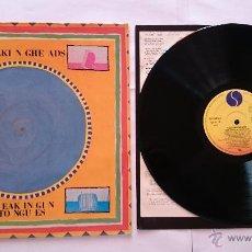 Discos de vinilo: TALKING HEADS - SPEAKING IN TONGUES (1983). Lote 117243847