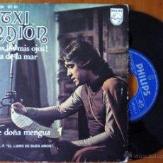 Discos de vinilo: PATXI ANDION, AY OJOS LOS MIS (PHILIPS 1975) SINGLE - EL LIBRO DE BUEN AMOR ARCIPRESTE DE HITA. Lote 50464157