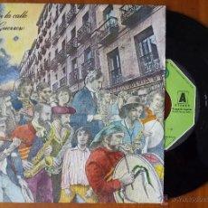 Discos de vinilo: PABLO GUERRERO, A TAPAR LA CALLE (MOVIEPLAY 1978) SINGLE PROMOCIONAL - GONZALO GARCIAPELAYO. Lote 50464293
