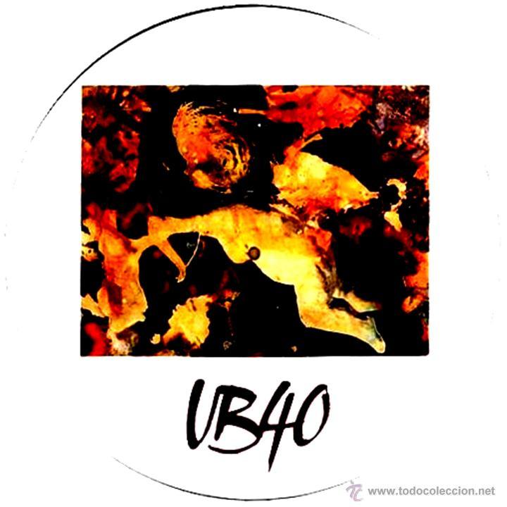 UB40 - C'EST LA VIE (MAXI-SINGLE PICTURE DISC 180 GR.) (REGGAE) MINT, STOCK STORE COPY - NUEVO (Música - Discos de Vinilo - EPs - Reggae - Ska)