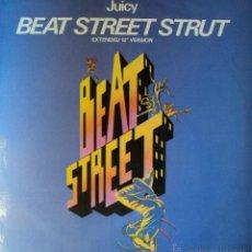 Discos de vinilo: BEAT STREET STRUT - BSO - EDICIÓN DE 1984 DE ESPAÑA - MAXI-SINGLE. Lote 50472022