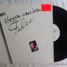 Discos de vinilo: MAXI FALCO-VIENNA CALLING-TOURIST VERSION. Lote 50473611