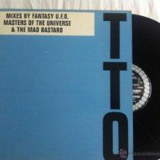 Discos de vinilo: MAXI T.T.O.-TURNTABLE OVERLOAD. Lote 50473811