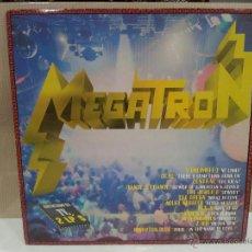 Discos de vinilo: MEGATRON DOBLE LP AÑO 1993 BUEN ESTADO VER FOTOS. Lote 50475597