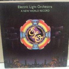 Discos de vinilo: ELECTRIC LIGHT ORCHESTRA ELO LP AÑO 1976 VER FOTOS A NEW WORLD RECORD. Lote 50476712
