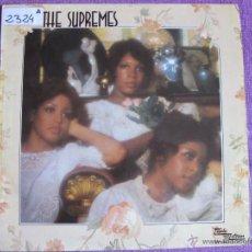 Discos de vinilo: LP - THE SUPREMES - SAME (SPAIN, TAMLA MOTOWN RECORDS 1975). Lote 50478424
