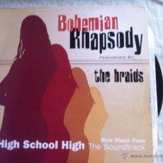 Discos de vinilo: MAXI BOHEMIAN RAPHSODY HIGH SCHOOL HIGH. Lote 50480979