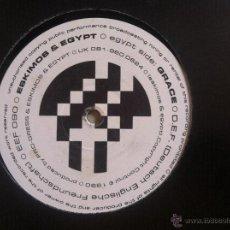 Discos de vinilo: MAXI DEF-ESKIMONOS & EGYPT. Lote 50481305