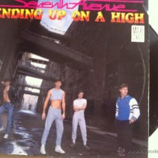 Discos de vinilo: MAXI SEVENTH AVENUE-ENDING UP ON A HIGH-PROMO. Lote 50481505