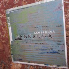 Discos de vinilo: LAMBARENA- MAXI-SINGLE DE VINILO -TITULO SANKANDA- BACH TO AFRICA- 3 TEMAS- AÑO 95- NUEVO A ESTRENAR. Lote 50482028