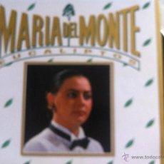 Discos de vinilo: MAXI MARIA DEL MONTE-EUCALIPTOS. Lote 50484956