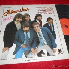 Discos de vinilo: LOS PEKENIKES LP 1978 CIRCULO RARO EXCELENTE ESTADO. Lote 50492592