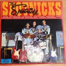 Discos de vinilo: LP THE SPOTNICKS - SPOTNICKS EDITADO EN ESPAÑA 1968. Lote 50495514