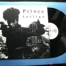 Discos de vinilo: PRINCE LETITGO MAXI GERMANY 1994 PDELUXE. Lote 50499467