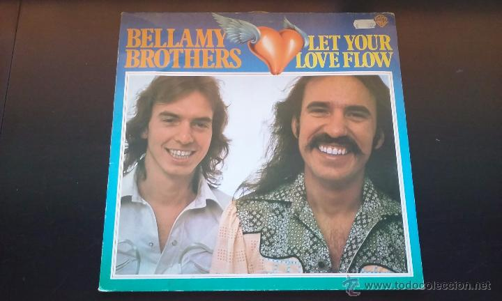 The Bellamy Brothers Let Your Love Flow Lp 1976