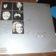 Discos de vinilo: BEATLES, BACH, AND BACHARACH GO BOSSA. LP. MADE IN SPAIN. 1973.. Lote 50501026