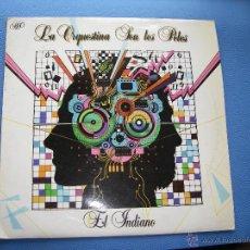 Discos de vinilo: ORQUESTINA SON LES POLES EL INDIANO (S.F.A. 1986) LP ASTURIAS PEPETO. Lote 50501185