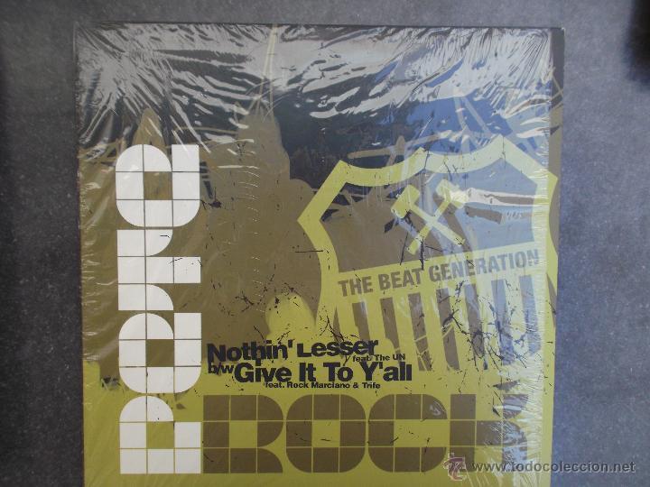 PETE ROCK - GIVE IT TO YÁLL - RAP / HIP HOP (Música - Discos de Vinilo - Maxi Singles - Rap / Hip Hop)