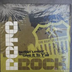 Discos de vinilo: PETE ROCK - GIVE IT TO YÁLL -. Lote 50501974
