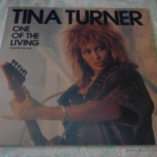 Discos de vinilo: TINA TURNER ( ONE OF THE LIVING 3 VERSIONES ) HOLANDA - 1985 MAXI45 CAPITOL RECORDS. Lote 50501986