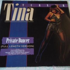 Discos de vinilo: TINA TURNER ( PRIVATE DANCER - RIVER DEEP MOUNTAIN HIGH - NUTBUSH CITY LIMITS ) 1984-ENGLAND MAXI. Lote 50502053