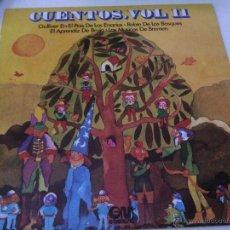 Discos de vinilo: 'CUENTOS, VOL 11'. LP 1979. BUEN ESTADO.. Lote 50502842