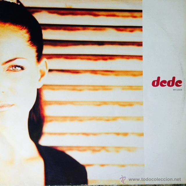 DEDE - MY LOVER . MAXI SINGLE. 1997 SONY SWEDEN 664277 6 (Música - Discos de Vinilo - Maxi Singles - Pop - Rock Internacional de los 90 a la actualidad)