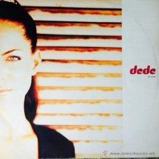 Discos de vinilo: DEDE - MY LOVER . MAXI SINGLE. 1997 SONY SWEDEN 664277 6. Lote 50509330