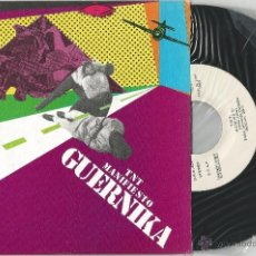 Discos de vinilo: TNT: MANIFIESTO GUERNIKA : GILMORE 77 + GUERNIKA, ORIGINAL DRO 1983. Lote 50509923
