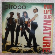 Discos de vinilo: PIROPO - OUR LIFE OUR NATURE - BOOL RECORDS 1995. Lote 50516757