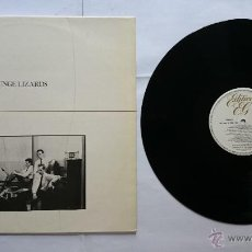 Discos de vinilo: THE LOUNGE LIZARDS (JOHN LURIE) - THE LOUNGE LIZARDS (1981). Lote 195449561